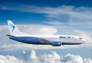 """""""Blue Air"""", dispusă să plătească 1,84 miliarde de dolari pentru achiziţionarea de aeronave moderne """"Boeing"""""""