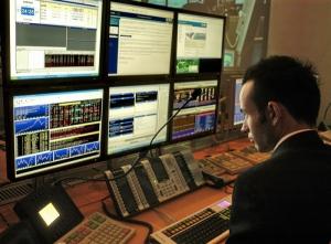 Bursele europene au deschis în creştere