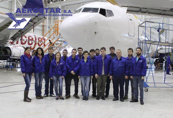 Bazându-se pe încasările de la export, Aerostar Bacău obține un profit trimestrial aproape dublu